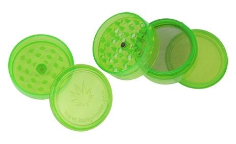plastic-green-grinder-display