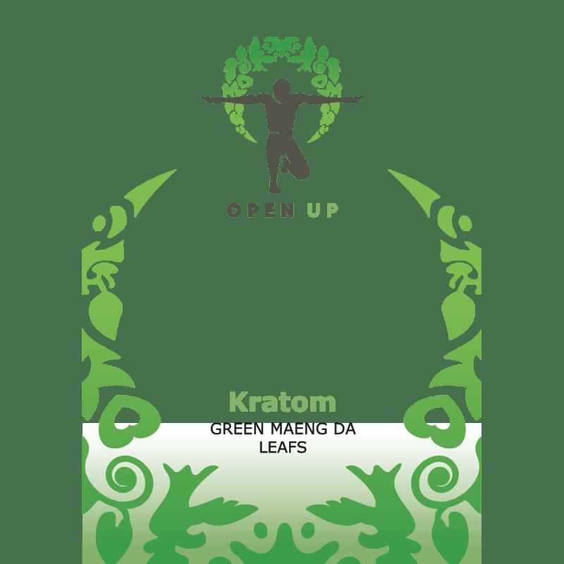 Green Maeng Da Leafs