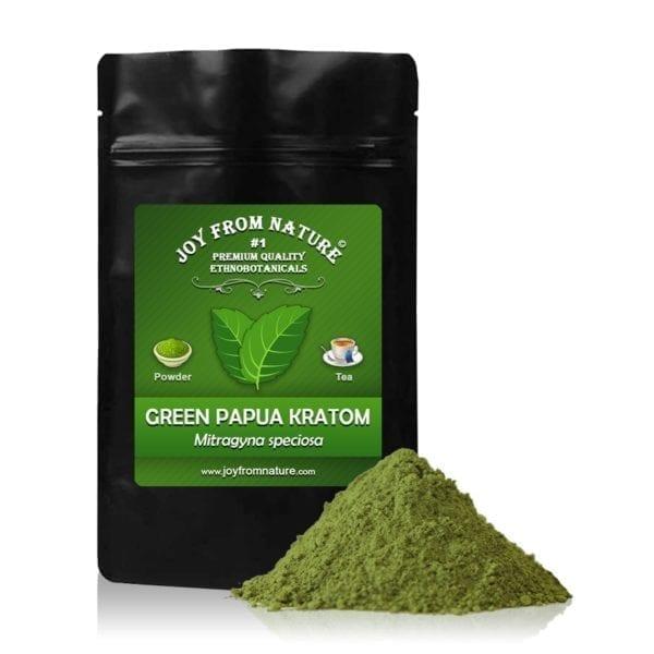 green-papua
